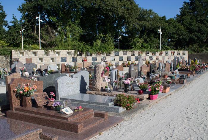 Le cimetière désormais en ligne