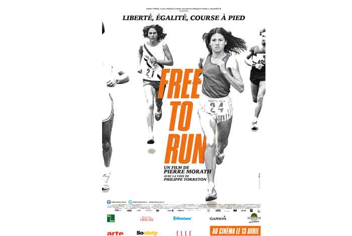 Free to run, un film documentaire de Pierre Morath