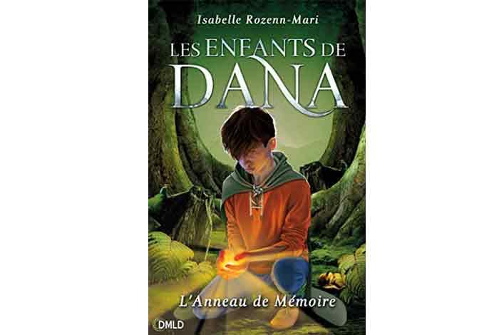 Les enfants de Dana, un roman jeunesse d'Isabelle Rozenn-Mari