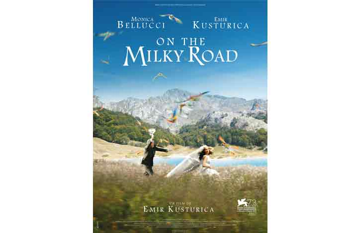 On the milky road, un film d'Emir Kusturica