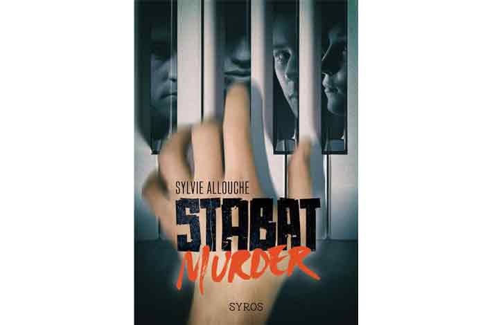 Stabat Murder, un roman jeunesse de Sylvie Allouche