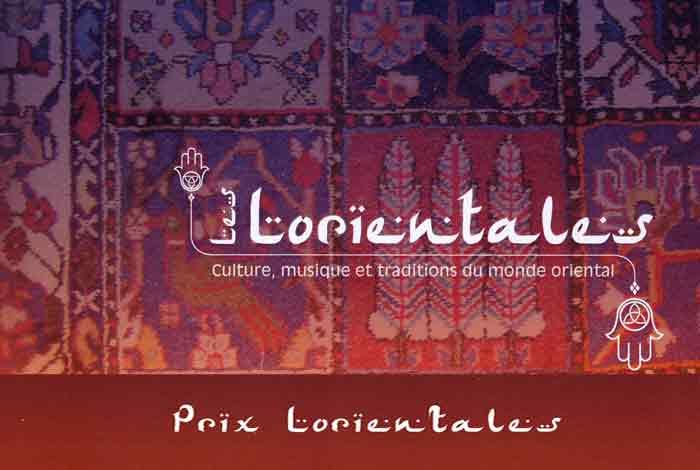 Les Lorientales : le prix littéraire