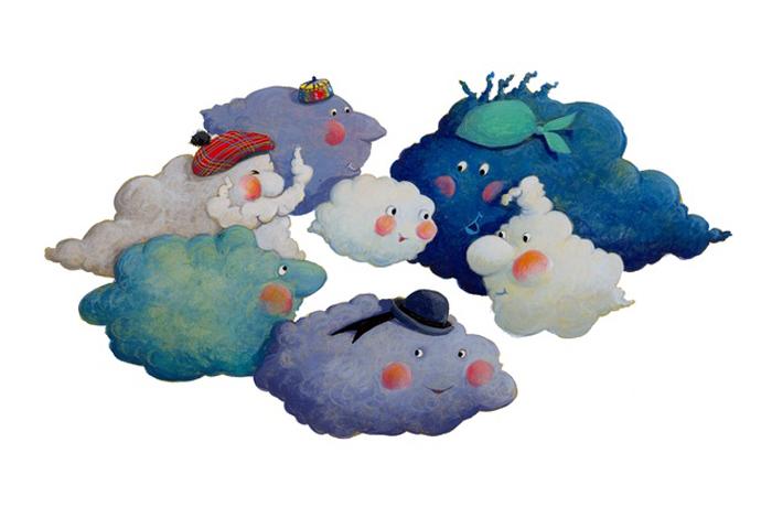 Spectacle «Le voyage de Piti nuage» – Deiziou 2018