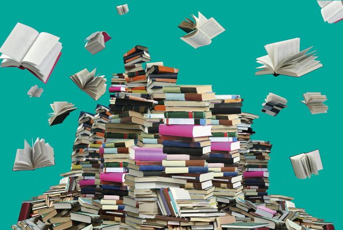 visuel vente de livres