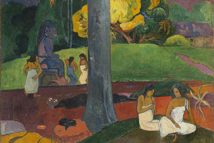 Conférence «Gauguin le magnifique ou l'art du métissage»