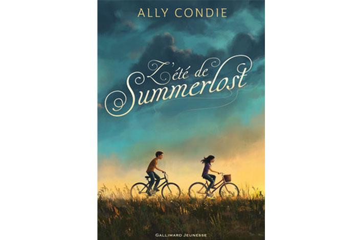 L'été de Summerlost, un roman jeunesse d'Ally Condie