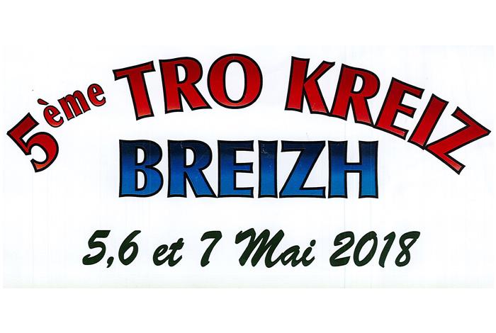 Exposition de véhicules anciens par l'association Ker Breizh