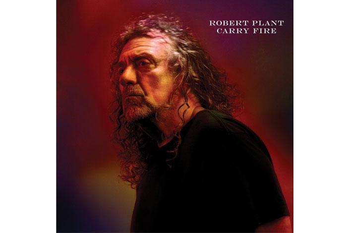 Carry Fire, cd de Robert Plant