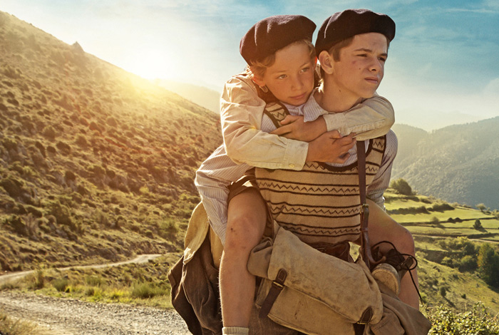 Plein air 2018 : cinéma «Un sac de billes»