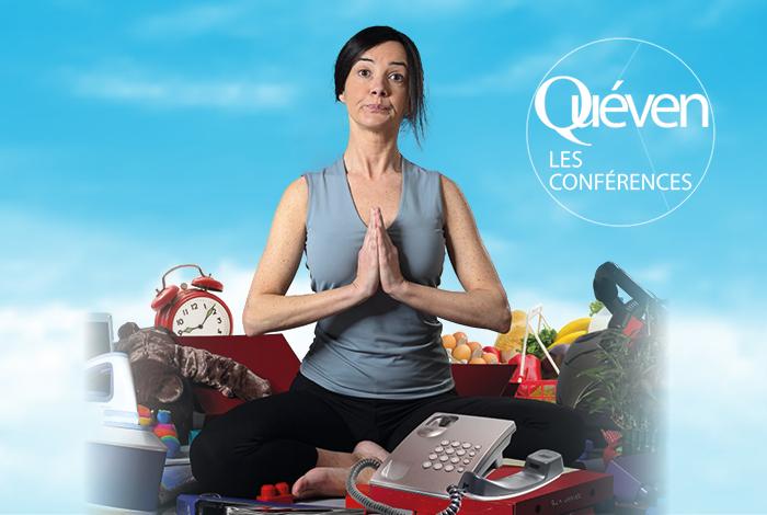 Conférence «Zen et organisé : des clés pour gérer son temps»