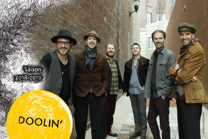DOOLIN' + BISCOTTE (1re partie) // Musique irlandaise – Chanson