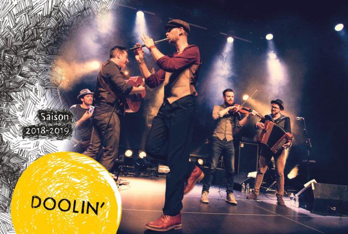 Votre billet pour le concert de DOOLIN' en tarif réduit