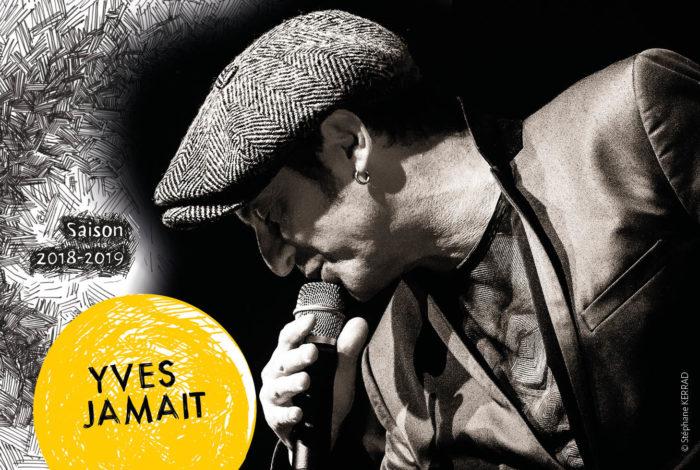 YVES JAMAIT + AGNÈS BIHL (1re partie) // Chanson