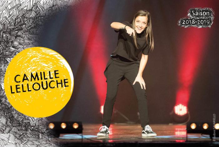 CAMILLE LELLOUCHE «Camille en vrai» // Humour — SPECTACLE COMPLET