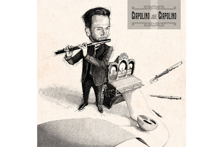 Ciapolino joue Ciapolino, concert d'Arnaud Ciapolino