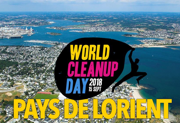 Un bilan positif pour le World Clean Up Day