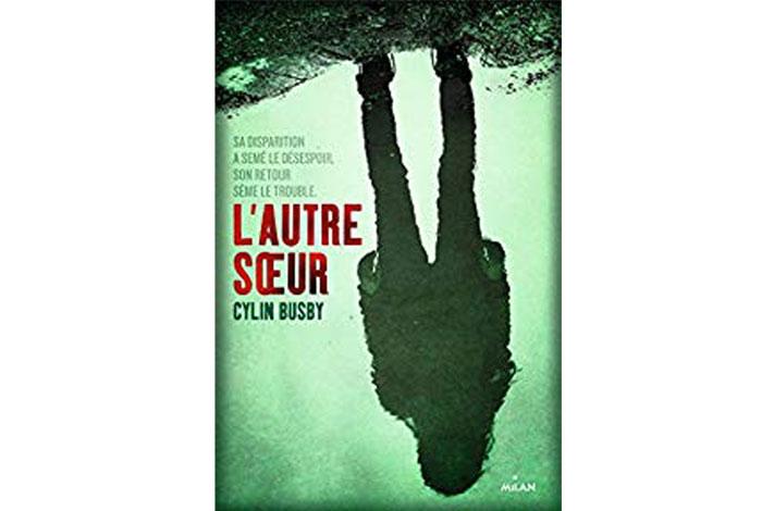 couverture du livre L'autresoeur