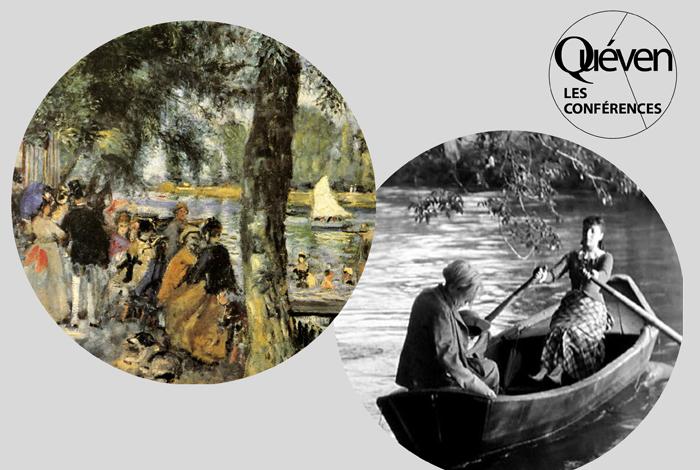 """Conférence """"Les Renoir : peinture et cinéma… de père en fils"""""""