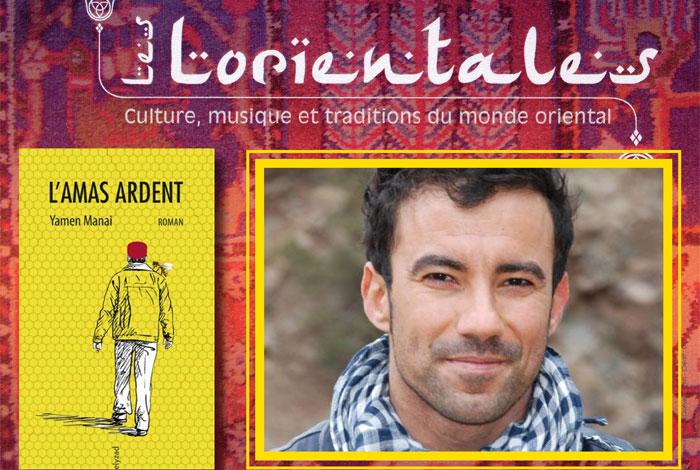 Rencontre avec Yamen Manai, lauréat du prix Les Lorientales 2018