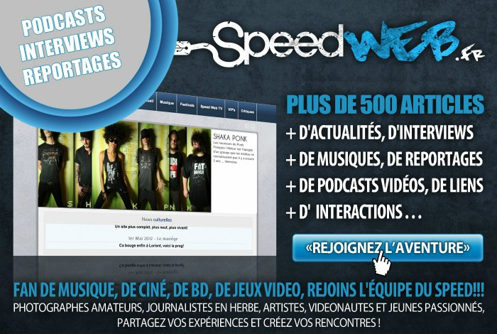 Speedweb recrute