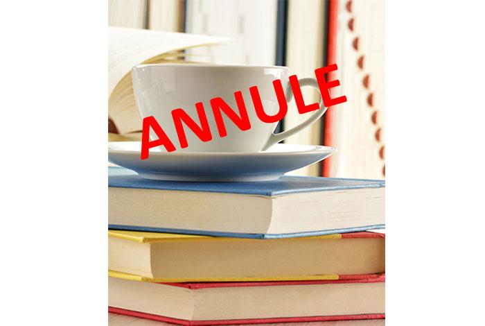 visuel du café des livres