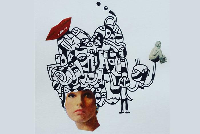 Atelier «street art» animé par Kar