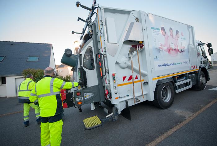 Du changement dans la collecte des déchets