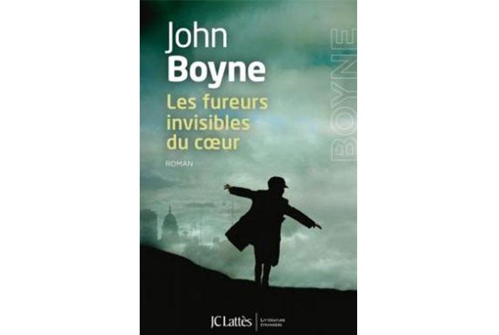 Les fureurs invisibles du cœur, roman de John Boyne