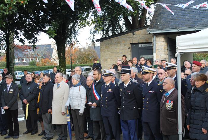 Centenaire de l'Armistice : les générations réunies