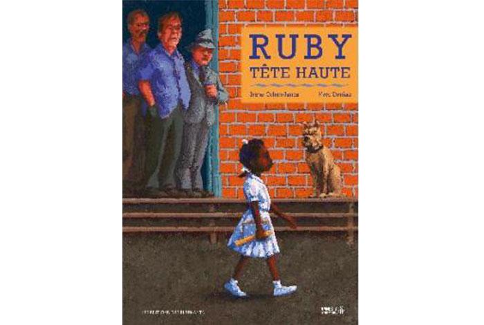 Ruby tête haute, roman jeunesse d'Irène Cohen Janca