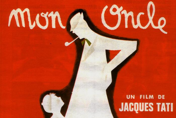 CINÉ DÉCOUVERTE #3 – Ciné-club «Mon oncle» de Jacques Tati