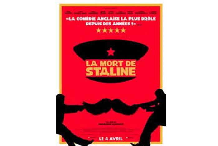 La mort de Staline, un film d'Armando Iannucci