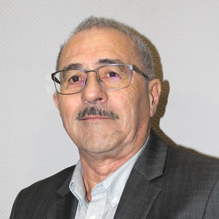 PICHON Serge- Conseiller municipal