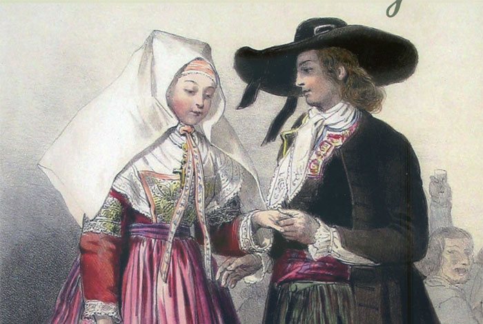 Exposition «Noces d'antan en Bretagne»