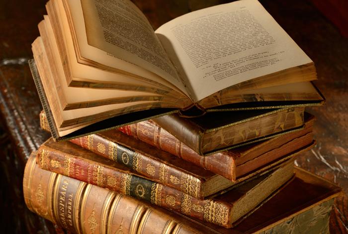 Exposition «Découvrir les arts du livre : reliure, calligraphie, enluminure»