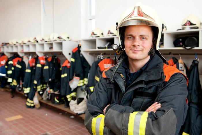 Le 18, c'est les pompiers !