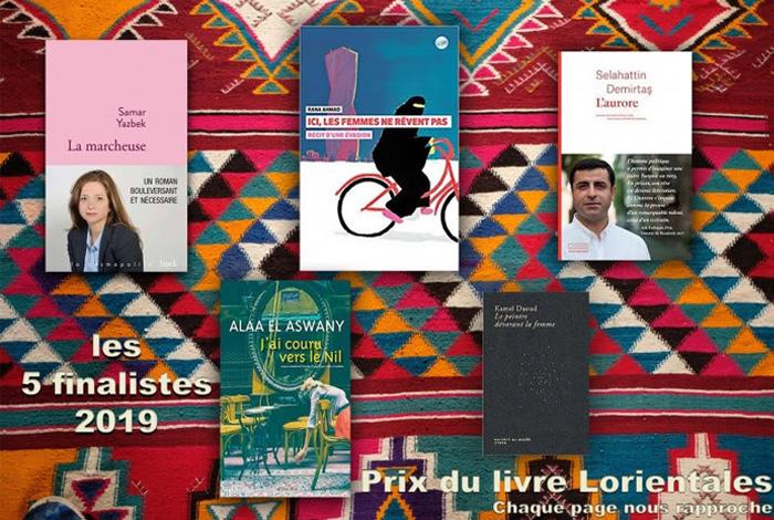 Prix du livre Lorientales 2019