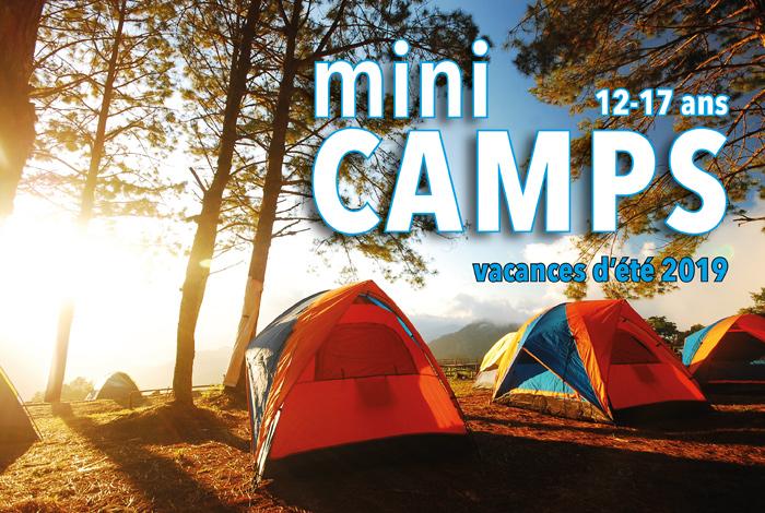 Mini camps d'été