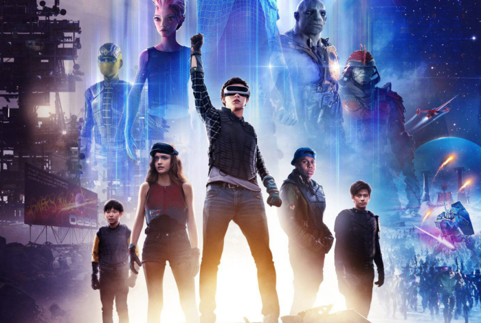Plein air 2019 : cinéma « Ready Player One »