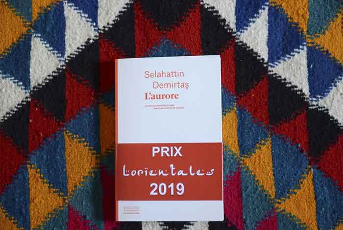 Prix Lorientales 2019 à «L'Aurore de Selahattin Demirtas»