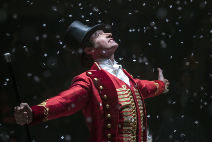 Plein air 2019 : cinéma « The greatest showman »