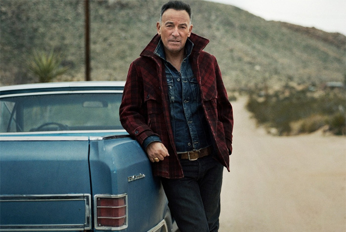 visuel Bruce Springsteen