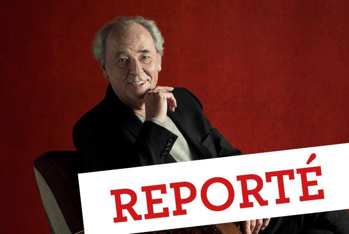 Maxime Le Forestier // Chanson — REPORTÉ —