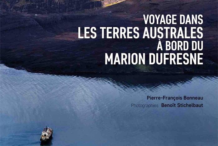 Conférence «Voyage dans les terres australes à bord du Marion Dufresne»