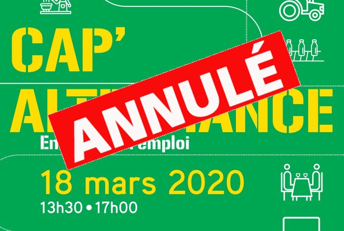 CAP Alternance 2020