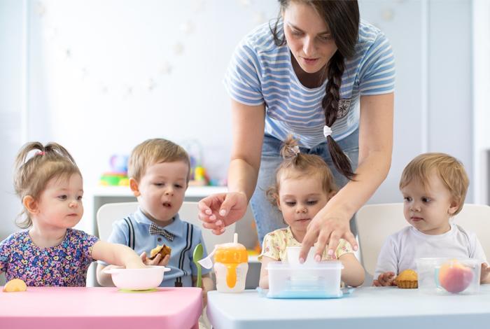 P'tit Café de l'Emploi: Les Métiers de la Petite Enfance