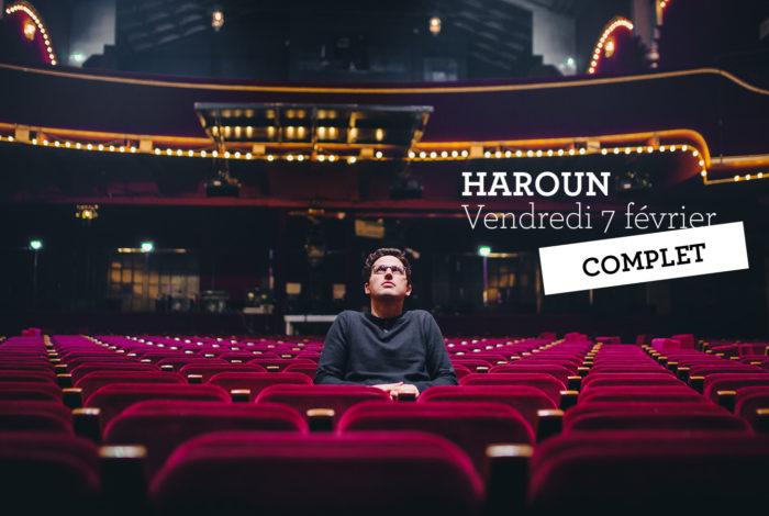 HAROUN – Concert complet