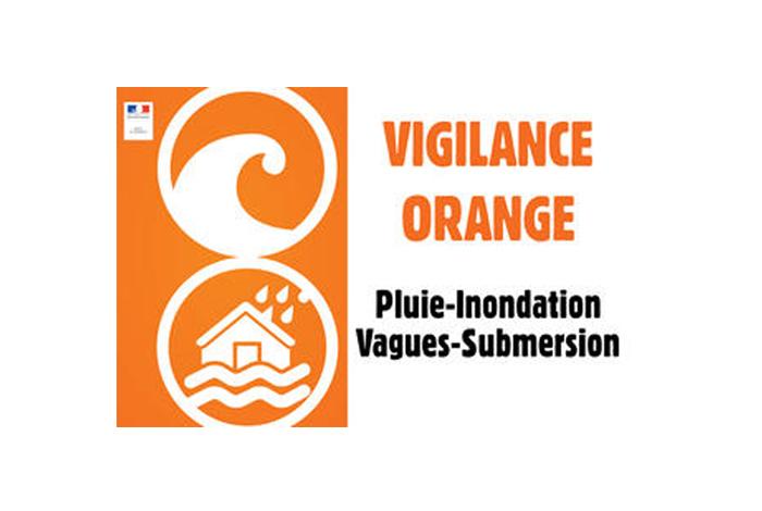 Alerte météo : vigilance orange le 14 janvier 2020