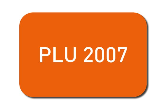 PLU 2007