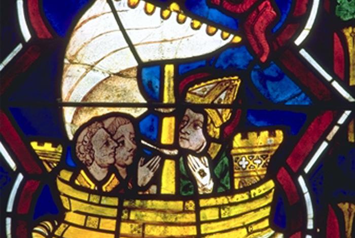 Conférence «L'arrivée des saints bretons en Armorique» par Michel Le Coz